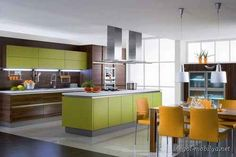Modern Open Kitchen Design Ideas Can Apply To Your Room And Get Trendy And  Stylish Decor For The Interior, Read The Latest Design Ideas And View  Extensive ...