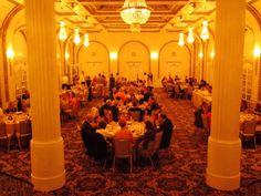 August 18 2012 Wedding Reception At The Hotel Blackhawk Davenport Iowa