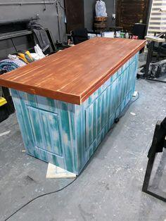 Стол флориста в стиле прованс – купить в интернет-магазине на Ярмарке Мастеров с доставкой