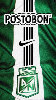 Atlético Nacional, Postobon y NIKE North Face Logo, The North Face, Real Madrid, Barcelona, Football, Tattoo, Nike, Sentences, Football Art