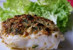 Whitefish Fillets with Aromatic Crust Recipe Dill Recipes, Seafood Recipes, Healthy Recipes, Healthy Meals, Avocado Tuna Salad, Whitefish, Fresh Chives, Jamaican Recipes, Recipes