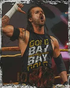 Adam Cole Wwe, Figuras Wwe, Bay And Bay, Wwe Wallpapers, Cm Punk, Wrestling Wwe, Professional Wrestling, Zen, Champion