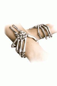 Alchemy of England – Curse Of Ezekiel Bracelet In Antique Silver