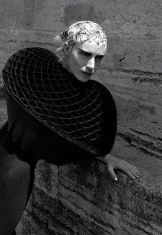 Fashion Without Borders | W Magazine November 2015 Model: Julia Nobis Photographer: Craig McDean