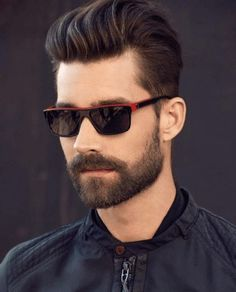The best beard styles are made with beard balm. Beard and Company's Beard Strength Grooming Kit includes formulated beard balm and oil that strengthens and fortifies facial hair, preventing flakes and dry, itchy skin. Hipster Hairstyles, Asian Men Hairstyle, Men Hairstyles, Stylish Hairstyles, Beard Styles For Men, Hair And Beard Styles, Hair Styles, Mustache Growth, Hair Clay