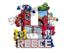Rescue Bots Birthday Shirt Hey, I found this really awesome Etsy listing at https://www.etsy.com/listing/204986290/transformer-rescue-bots-inspired-custom