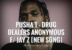 @kingpush just dropped his new single on @tidal 'Drug Dealers Anonymous Featuring Jay Z Listen up on h-wing.net #hwing ----------------------------------- TAG A FRIEND/MUSIC LOVER  X #NewMusic #Hiphop #HipHopNews #Music #MusicNews #Rap #RapNews #NewMusicAlert #RnB #GrimeNews #GrimeMusic #UKMusic #Grime #HWING #UKHiphop #NaijaMusic #Afrobeats #NewSong | #musicproduction #musicislife #musicfestival #musiclove #musiccity #추천곡 #musiclovers #musicproducer #soundcloud X