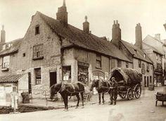 Stockton Walk - Whitby - North Yorkshire - England - 1880