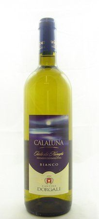 Calaluna White Cannonau, Cantina di Dorgali: Amazon.co.uk: Grocery A white wine made with a red grape, Cannonau, grown in one of the most prolific area of Sardinia, with a delicate nose and a full palate with nutty and honeyed flavors, a refreshing and elegant dry white wine.