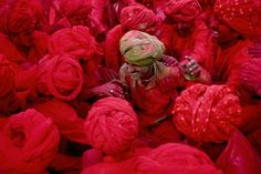 Rosso  -  Rajasthan 1996  -  Steve McCurrey