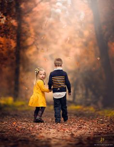 Last Look Back by Jake Olson - Children Photography by Jake Olson  <3 <3