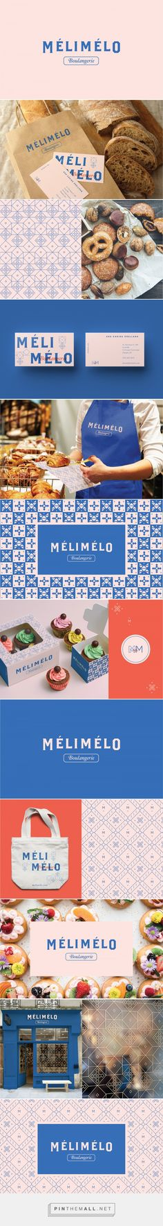Mélimélo Bakery Branding by Daniela Arcila | Fivestar Branding Agency – Design and Branding Agency & Curated Inspiration Gallery #bakery #bakerybranding #branding #brandinginspiration #branddesign #brandidentity #packaging #package #design #dribbble #behance #pinterest