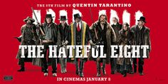 Mega Sized Movie Poster Image for The Hateful Eight