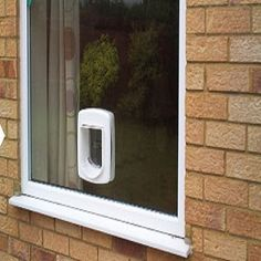 How to Select a Cat Door in Window #stepbystep