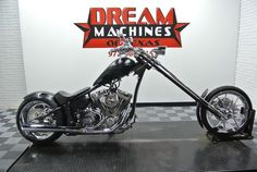 2009 Big Bear Choppers Merc Softail Stock:   Dream Machines of Texas