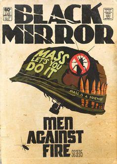 Episódios de Black Mirror em quadrinhos