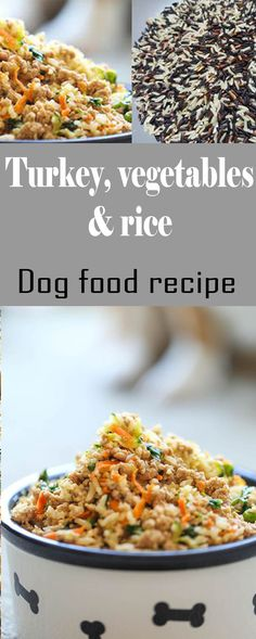 There are many reasons why you may want to cook for your dog as opposed to buying homemade dog food. In some cases the dog owner wants to save some money. In others it is the vet that recommended a…Read more → Make Dog Food, Best Dog Food, Dry Dog Food, Homemade Dog Food, Pet Food, Dog Treat Recipes, Healthy Dog Treats, Dog Food Recipes, Healthy Recipes