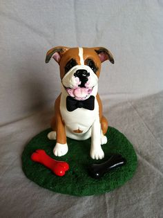 wedding cake topper with boxer dog boxer birthday cake picturespng cakes cupcakes 26654