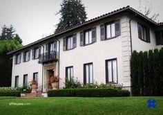 Julia Morgan /// Seldon Williams House /// Berkeley, California, USA /// 1928