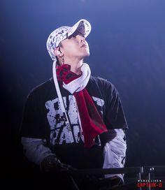 i bleed black and yellow  : 161106 G-Dragon - BIGBANG 0.TO.10 The Final in...