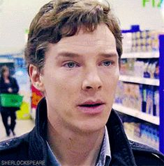 benedict cumberbatch  gif I wonder if it gets tedious being this aDORKable?