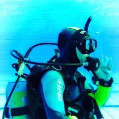 Open Water Diver #exams #passed with 94% 👌 #PADI #OWD #diversdoitdeeper #diver #makebubblesnotroubles #underwater #breathing #TheRegulator #troisdorffundivers #troisdorf #aggua #mares #scuba #scubadiving #instagood #gopro #potd