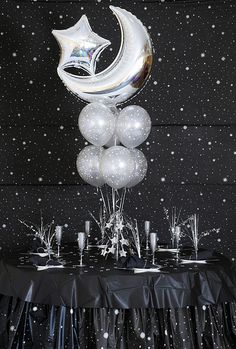 Starry night Table 1 | AmscanDecorator | Flickr