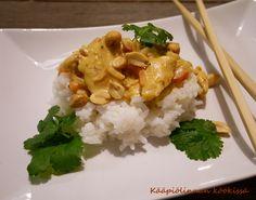 Kääpiölinnan köökissä: Mahtava maapähkinäbroileri!