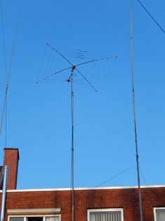 Five band CobWeb Antenna--an alternative for those with limited space.