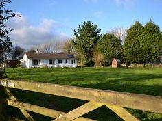 3 bedroom detached bungalow set in 7 acres of land with paddocks near Stithians