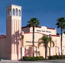 Beautiful Venice Theatre, Venice Florida
