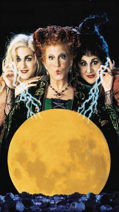Hocus Pocus (1993) Phone Wallpaper | Moviemania