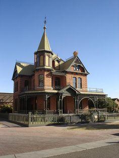 Rosson House, Phoenix, Arizona
