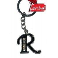 Ключодържател с буквата RКлючодържател с буквата R, подходящ за хора, носещи имената Роси, Росица, Руми, Розалина и други женски имена, започващи