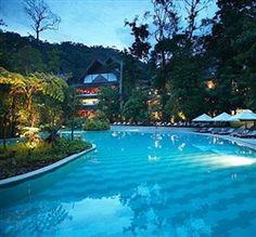 langkawi, malaysia-andaman resort