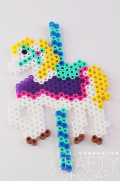 Parable of the Perler Beads : Lessons learned from a big big mess