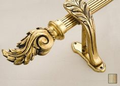 WinarT USA 8.1066.45.06.400 Palas 1066 Curtain Rod Set – 1.75 in. – Gold Leaf – 157 in. WinarT USA 8.1066.45.06.400 Palas 1066 Curtain Rod Set - 1.75 in. - Gold Leaf - 157 in. Rod sets are combination of rods, brackets (2 or 3 depending on length of rod) and finials. 2 Pieces 1066 Heading - 2 Pieces 3007 Type 78 inches Rod -1 Piece Connector - 2 Pieces 2041 Picture Bracket- 1 Piece 2000 Type 7 3/4 inches Bracket. Material: Metal. Metal Type: Aluminum-Brass-Resin. Pole Sizes: 90mm -..