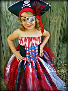 If I could talk one of the girls into this costume, I can reuse the skirt from last year...this costume is adorable.