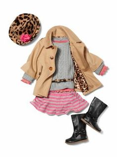 Baby Clothing: Toddler Girl Clothing: We ♥ Outfits   Gap
