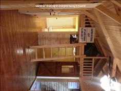 Virtual Video Tour of this Amazing $16,348 Log Cabin by One of the Best Log Home Builders: Amish Log Cabins