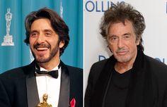 Acteurs uit de jaren '90: toen en nu