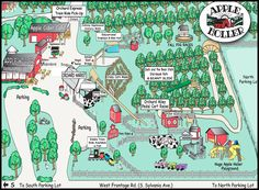 Image result for farm attraction map Tourist Map, Corn Maze, Apple Seeds, Train Rides, Attraction, Maps, Tours, Autumn, Fall
