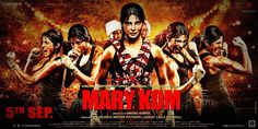 Review: Mary Kom Biopic on Mangte Chungneijang Mary Kom's life. An inspiration to all Girls aspiring to get into Sports.