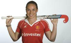 Susannah Townsend - English hockey player