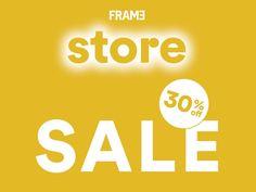 Summer Sale at the Frame Store - News - Frameweb #design #fashion #furniture