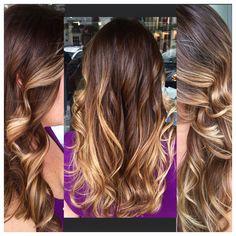 Hair by Yu-Lee at VLVT Salon 315-708-7007 #allnutrient #ombre #organic #color #olaplex #hair #by #yulee #vlvtsalon #stpetersburg