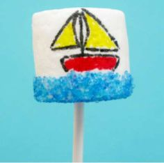 Celebrate the Warm Weather With These Summer Marshmallow Creations #food trendhunter.com