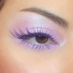 Makeup Eye Looks, Creative Makeup Looks, Unique Makeup, Eyeshadow Looks, Gorgeous Makeup, Pretty Makeup, Exotic Makeup, Rave Makeup, Glam Makeup