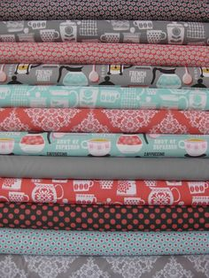 Fabricworm Custom Bundle, Cafe 12 Total