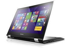 "Lenovo FLEX 3 2-IN-1 15.6"" (1920x1080) Touchscreen Notebook i7-6500U 2.5GHz 8GB BT 1TB Webcam Win 10 NVIDIA GeForce GT 940M 2GB"